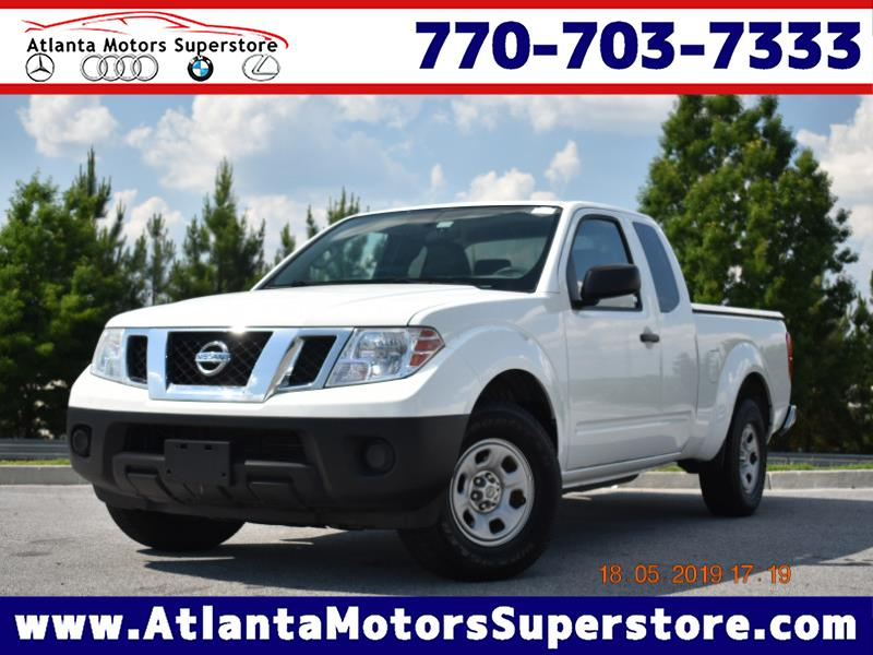 2014 Nissan Frontier 2WD King Cab I4 Auto SE