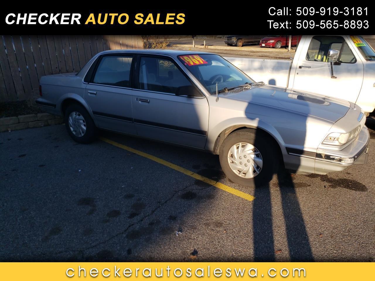 1992 Buick Century Special
