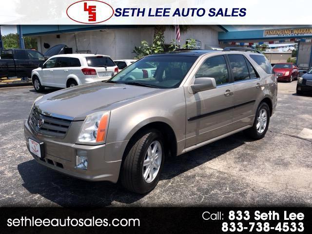 2004 Cadillac SRX Luxury Collection