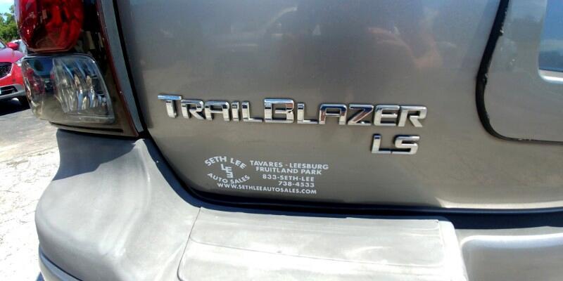 2006 Chevrolet TrailBlazer EXT LS 2WD