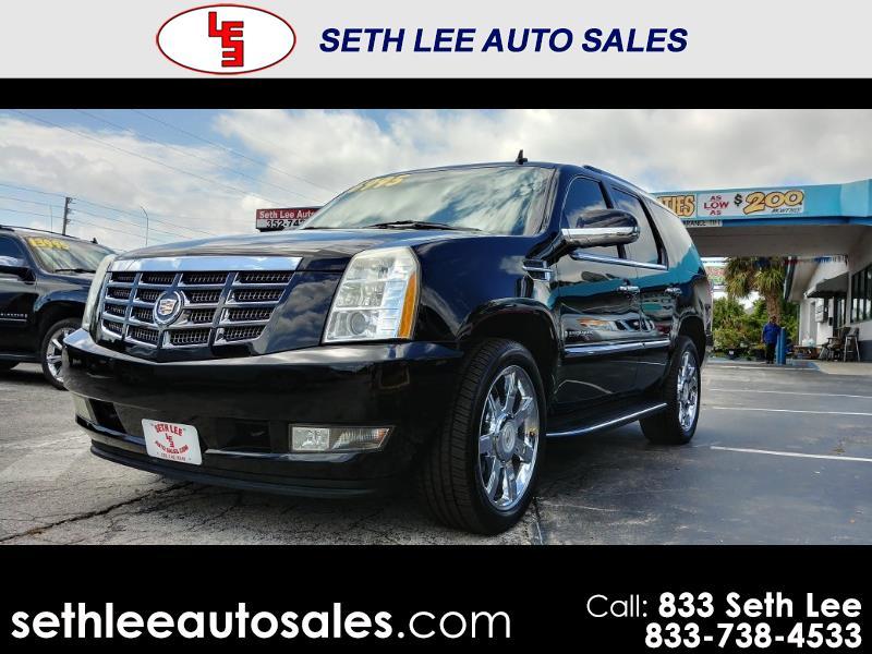 2009 Cadillac Escalade 2WD