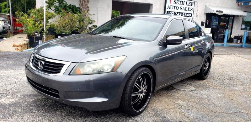 2010 Honda Accord LX sedan AT