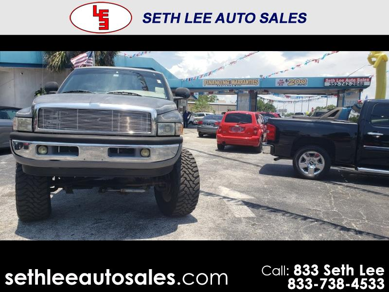 2002 Dodge Ram 2500 ST Quad Cab Short Bed 4WD