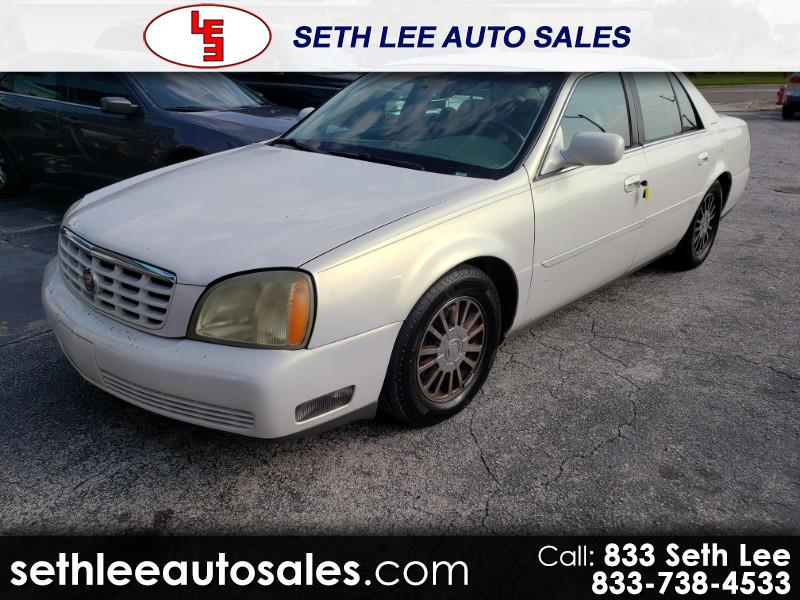 Cadillac DeVille DHS 2004
