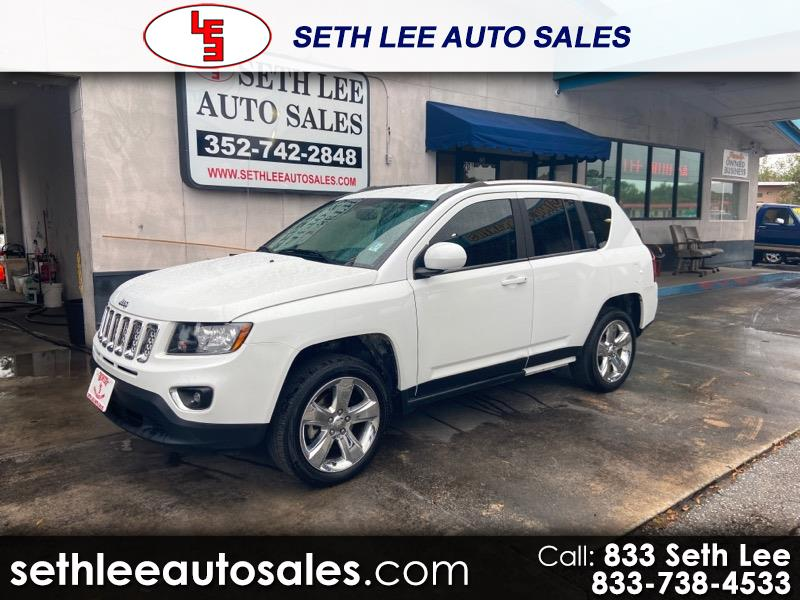 Jeep Compass Limited FWD 2014