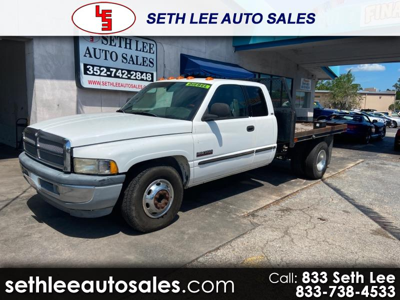 Dodge Ram 3500 Quad Cab Long Bed 2WD 2001