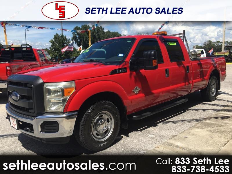 Ford F-250 SD XLT Crew Cab Long Bed 2WD 2013