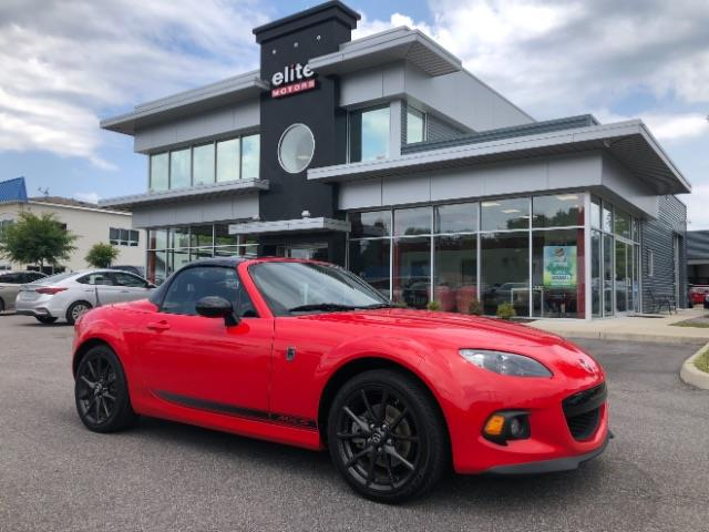 2015 Mazda MX-5 Miata Club Power Hard Top MT