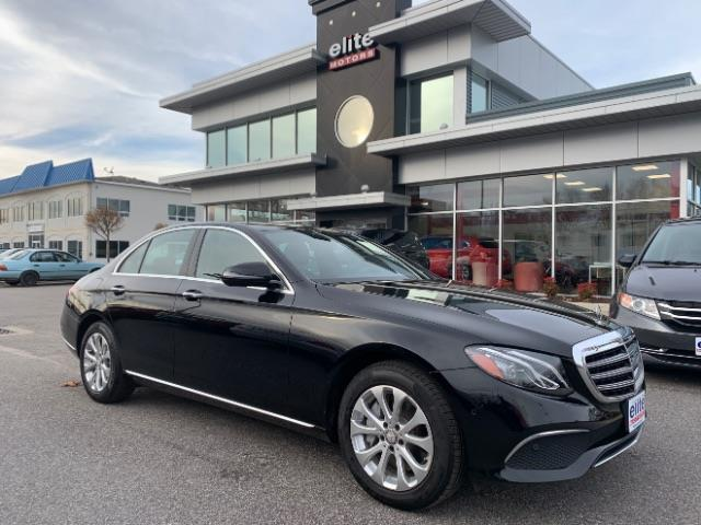 2017 Mercedes-Benz E-Class E300 Luxury 4MATIC Sedan