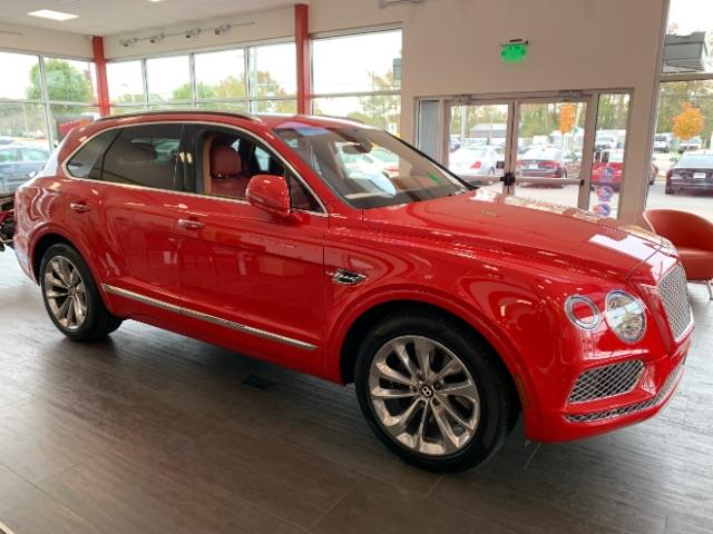 2017 Bentley Bentayga Base