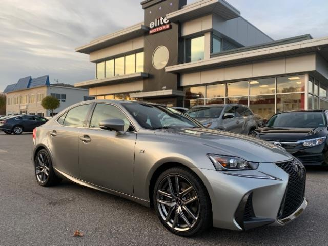 2018 Lexus IS 200t