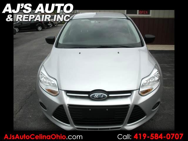 2013 Ford Focus S Sedan