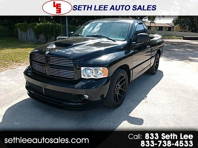 2004 Dodge Ram Pickup 1500 SRT-10 SRT-10