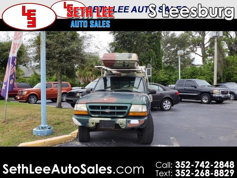 1999 Ford Ranger XL Reg. Cab Long Bed 2WD