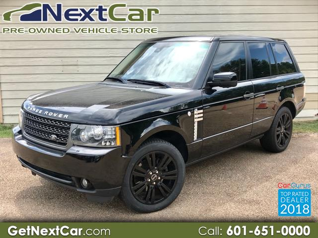2011 Land Rover Range Rover HSE LUXURY
