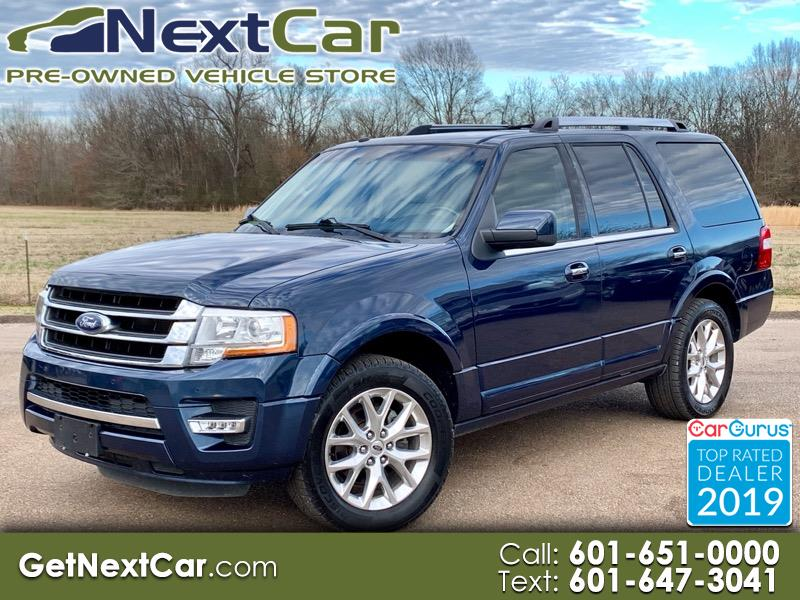2015 Ford Expedition Limited 2WD