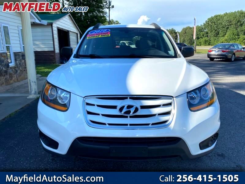 Used 2010 Hyundai Santa Fe Gls 2 4 Fwd For Sale In Russellville Al 35654 Mayfield Auto Sales