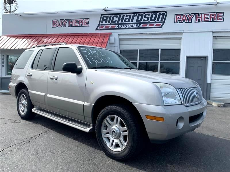 Mercury Mountaineer Convenience 4.0L AWD 2003