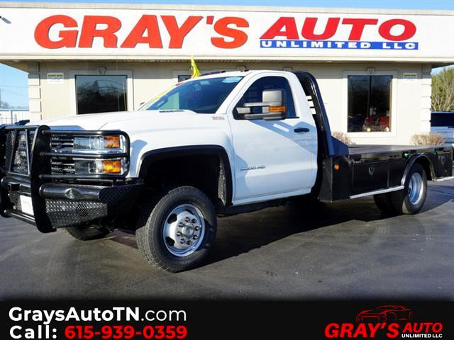 2015 Chevrolet Silverado Work Truck Long Box 4WD