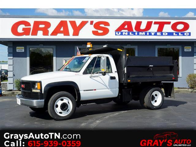 1995 GMC Sierra C/K 3500 Reg. Cab 8-ft. Bed 2WD