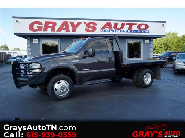 2006 Ford 350 XL 4WD DRW