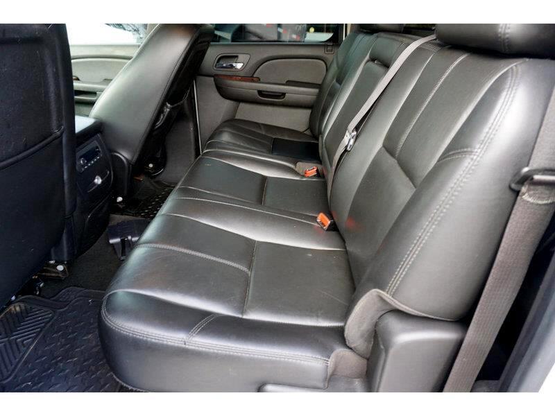 2007 Chevrolet Silverado LTZ Crew Cab 2WD