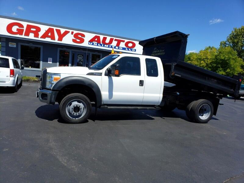 Ford F-450 SD SuperCab DRW 4WD 2015