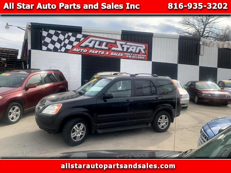 Star Auto Parts >> Used 2003 Honda Cr V Ex 4wd 4 Spd At For Sale In Kansas City Mo