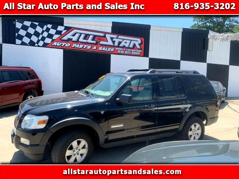 Star Auto Parts >> Used 2007 Ford Explorer Xlt 4 6l 4wd For Sale In Kansas City