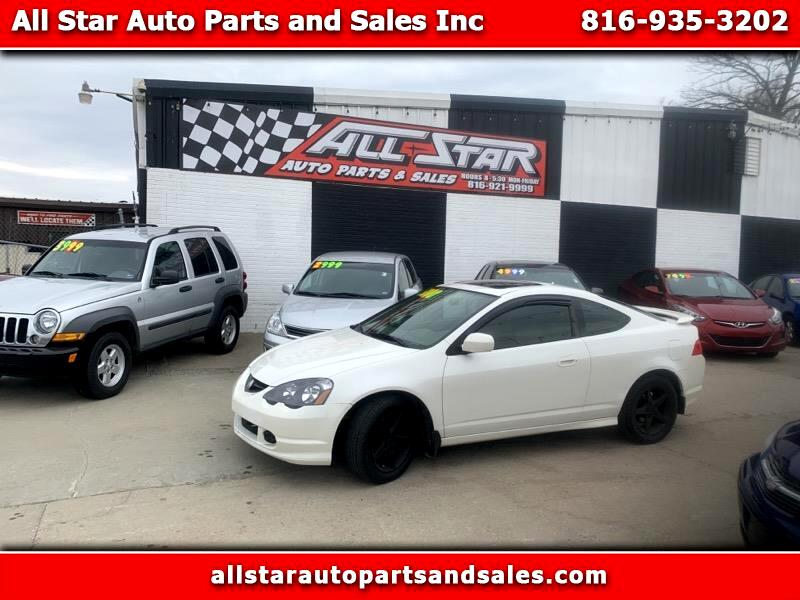 Acura RSX 2dr Cpe Type-S 6-spd MT Leather 2004