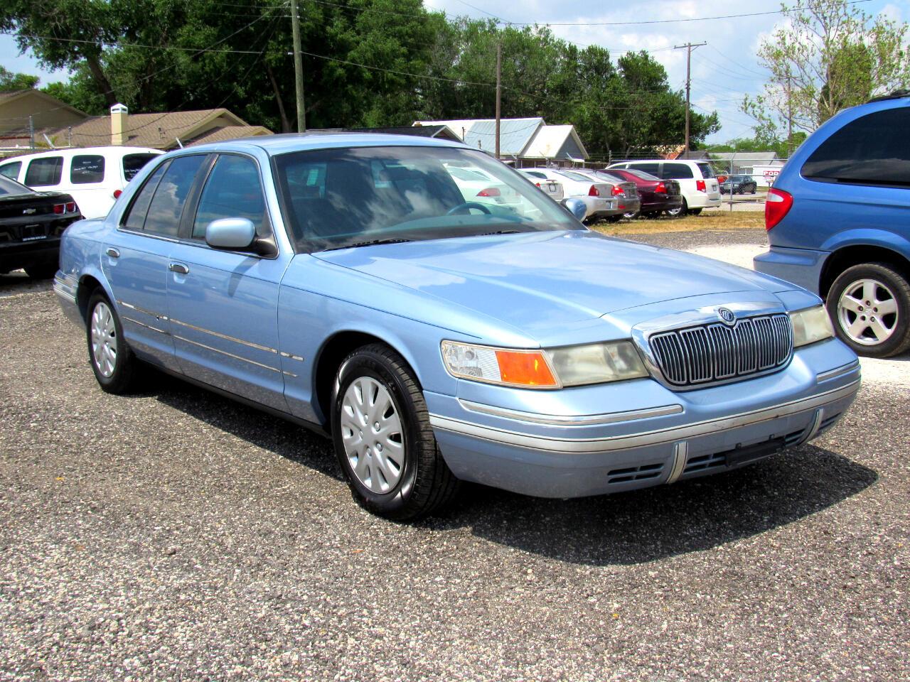Mercury Grand Marquis  1998