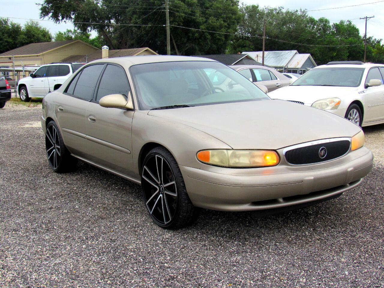 Buick Century  2003