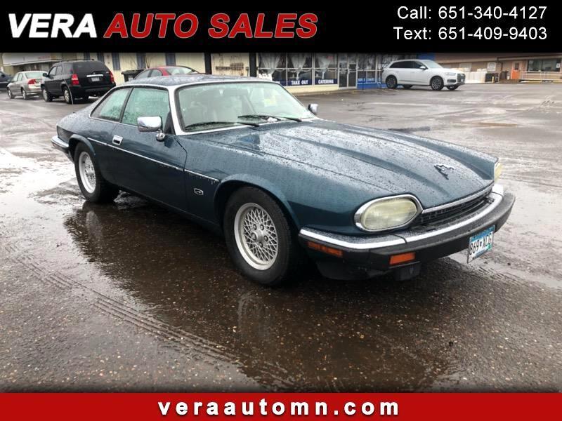 Jaguar XJS Coupe 1993