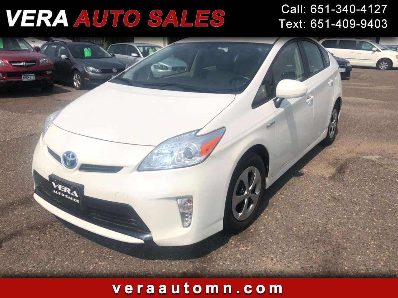 Toyota Prius Prius III 2013