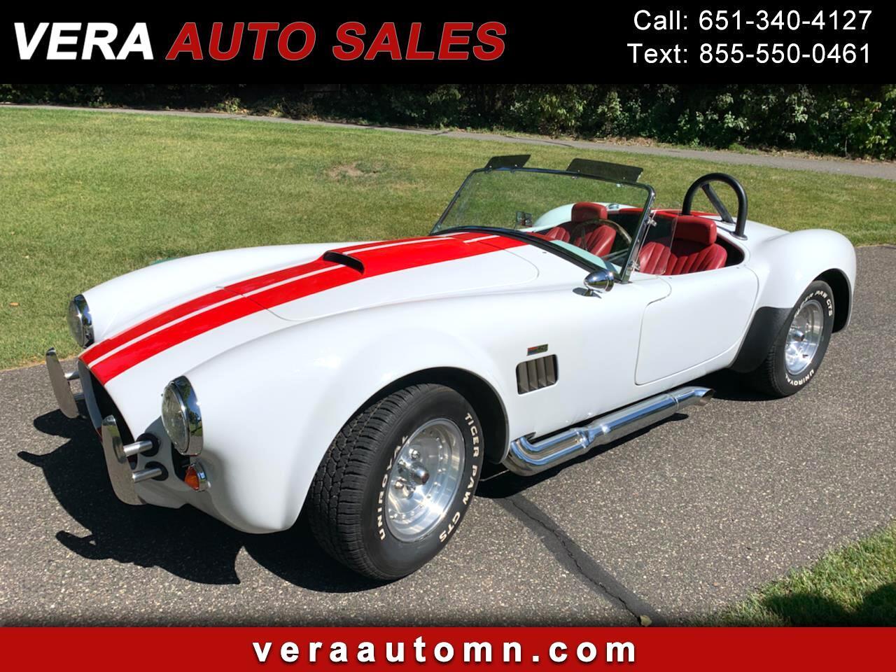 AC Cobra Replica 1966