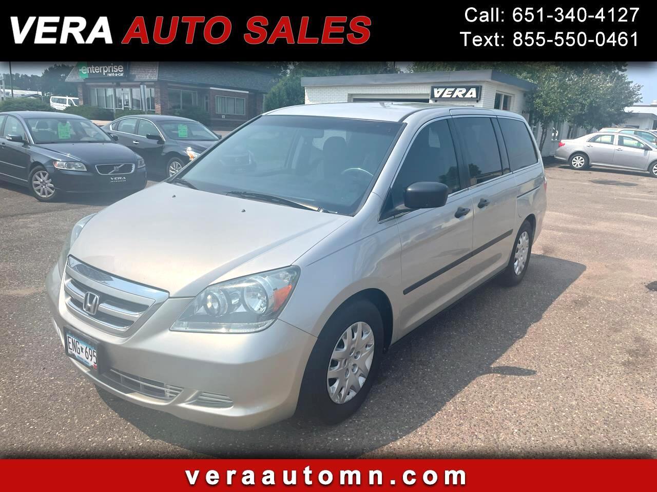 Honda Odyssey LX 2006