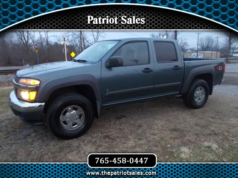 2007 Chevrolet Colorado LT1 Crew Cab 4WD