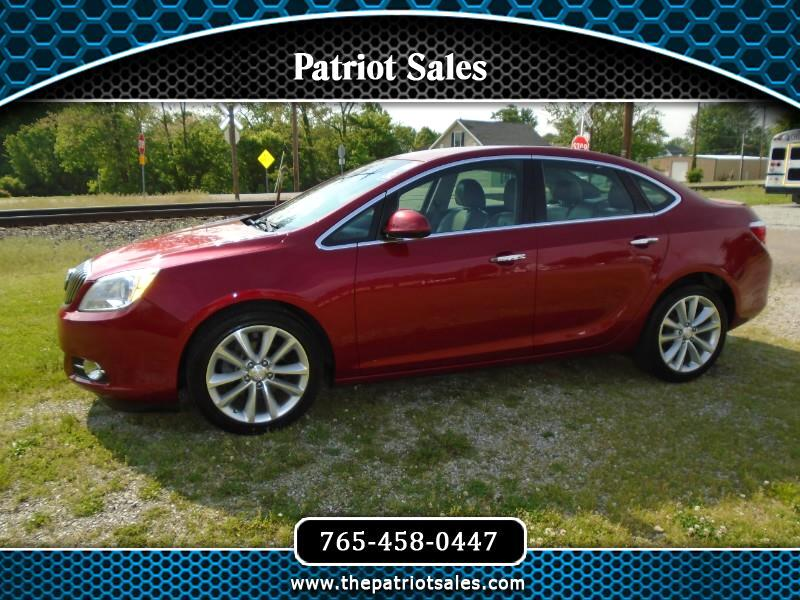 2012 Buick Verano 4dr Sdn Leather Group