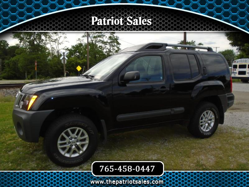 used 2015 nissan xterra for sale