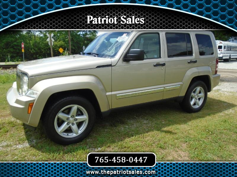 2010 Jeep Liberty Limited 2WD