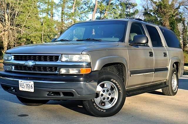 Chevrolet Suburban K1500 4WD 2001