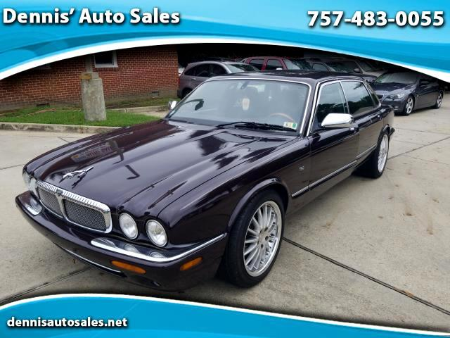 2000 Jaguar XJ Sedan Vanden Plas Supercharged