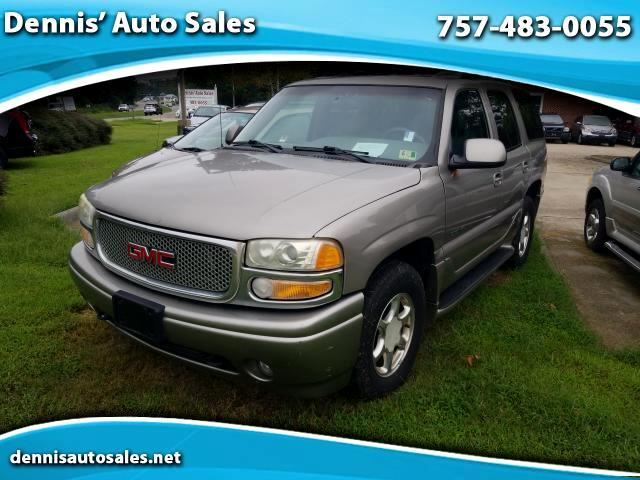 2001 GMC Yukon Denali Base