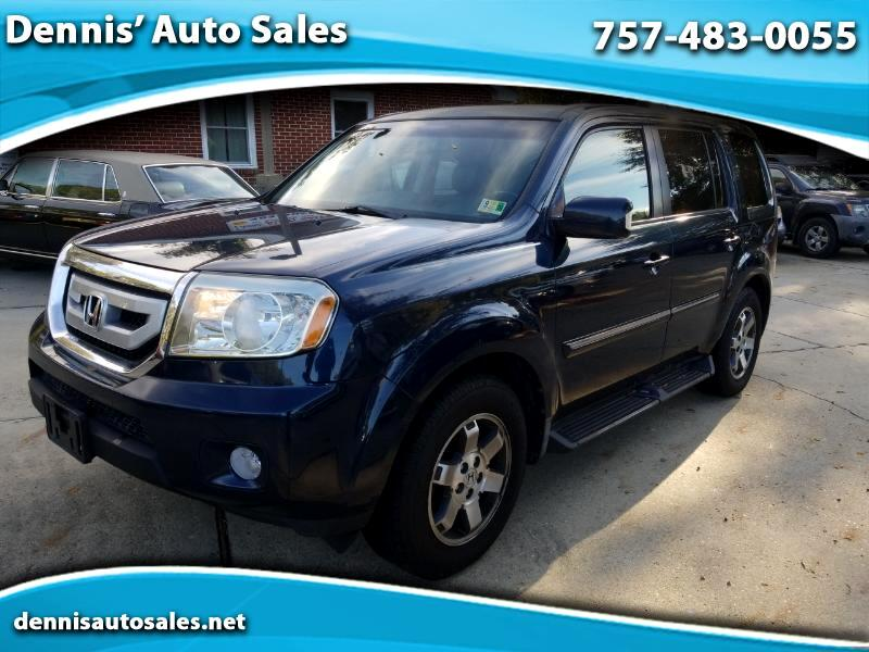 2009 Honda Pilot Touring 2WD with DVD
