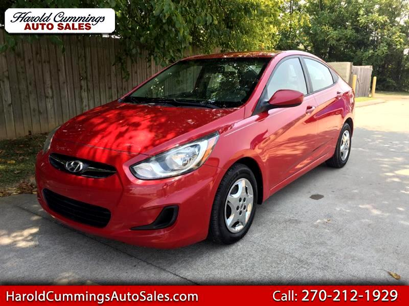 2013 Hyundai Accent GLS 4-Door