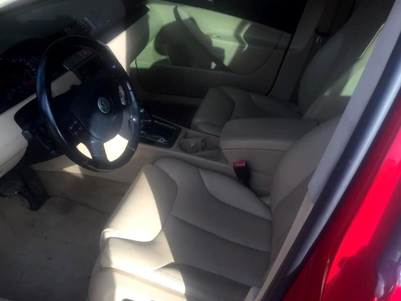 2007 Volkswagen Passat 2.0T Wolfsburg Edition