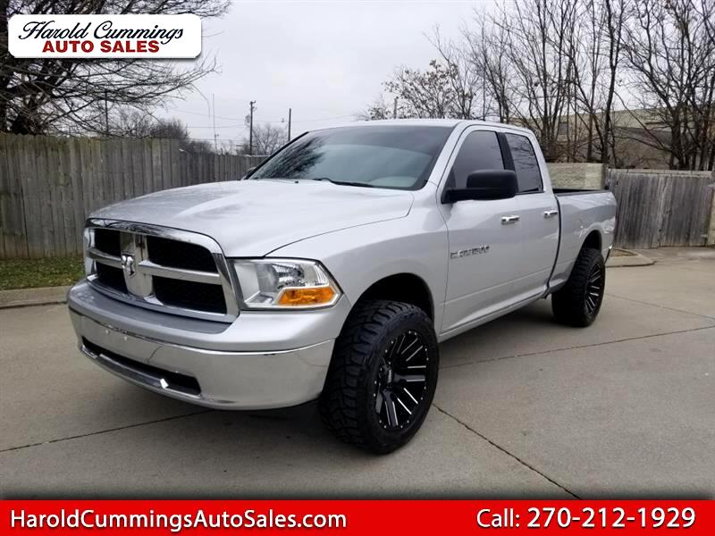 2012 Dodge 1500 SLT Quad Cab 4WD