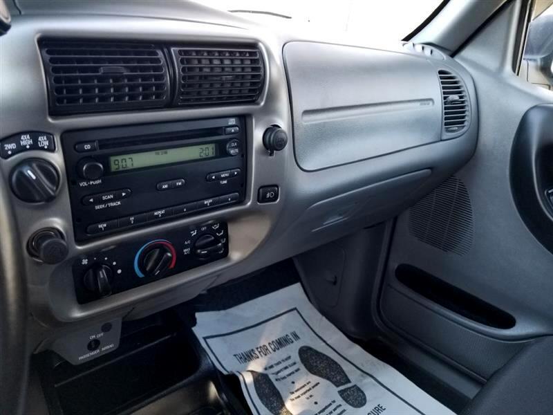 2006 Ford Ranger XLT SuperCab 4-Door 4WD