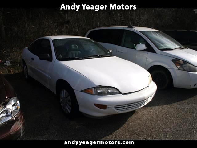 Chevrolet Cavalier Coupe 1998