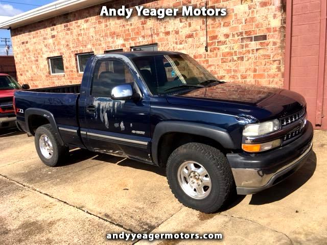 2001 Chevrolet Silverado 1500 Short Bed 4WD